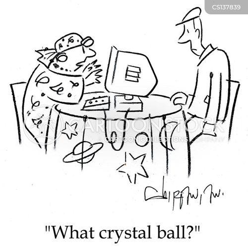 modernised cartoon