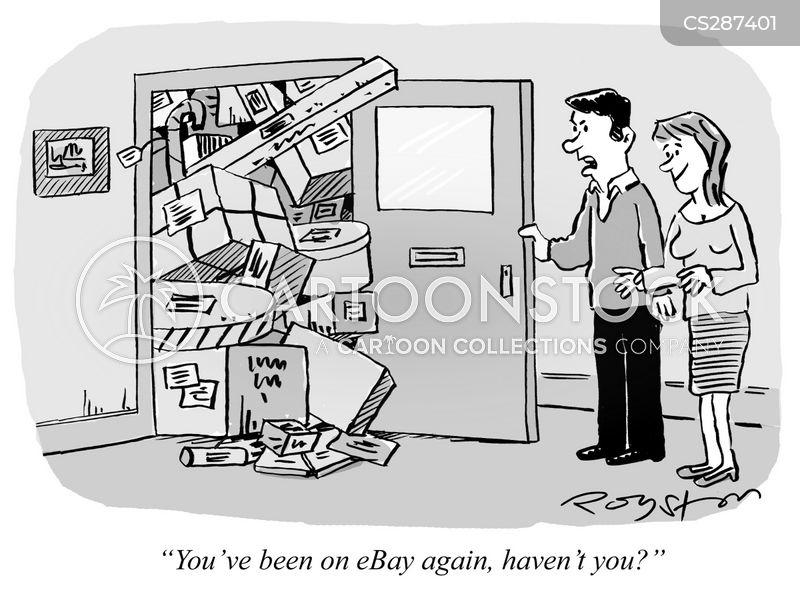 ebay cartoon