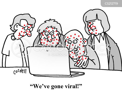 internet trends cartoon