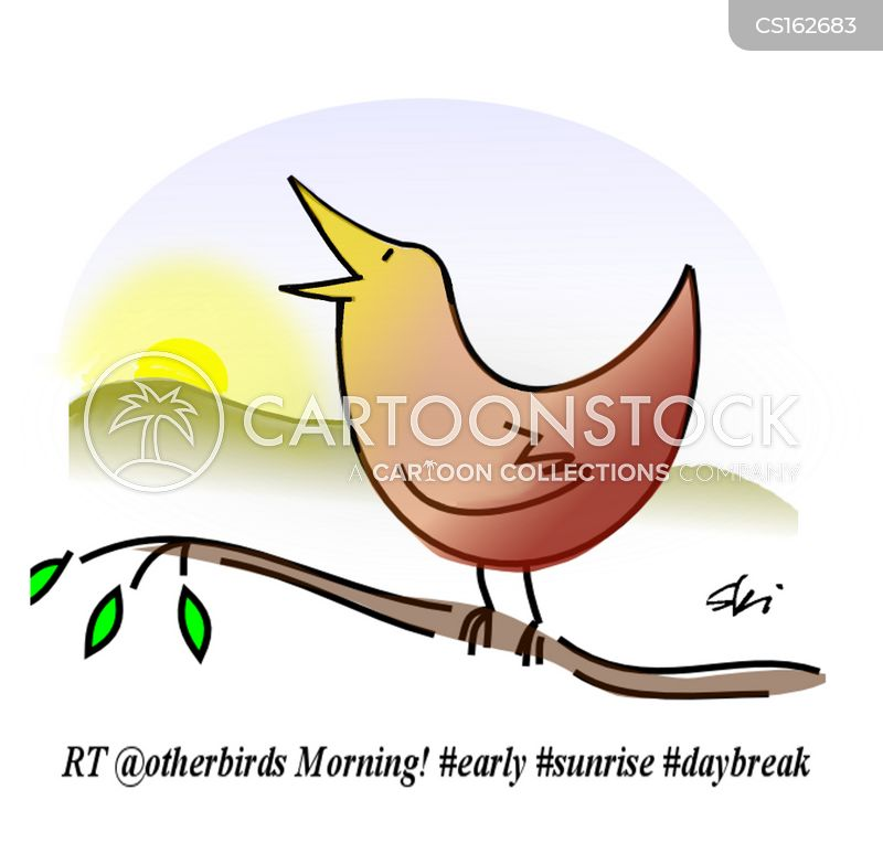 Early Riser >> Early Riser Cartoons And Comics Funny Pictures From Cartoonstock