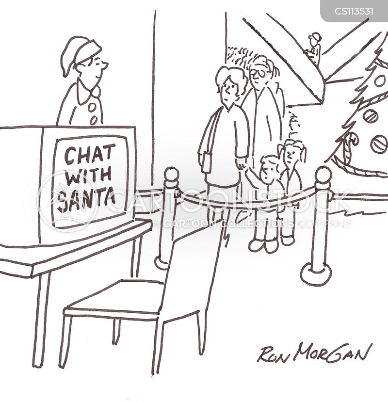 chatting online cartoon