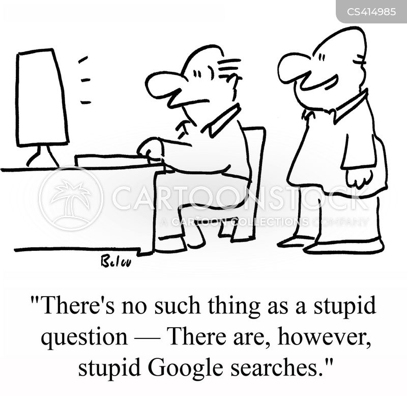 web history cartoon