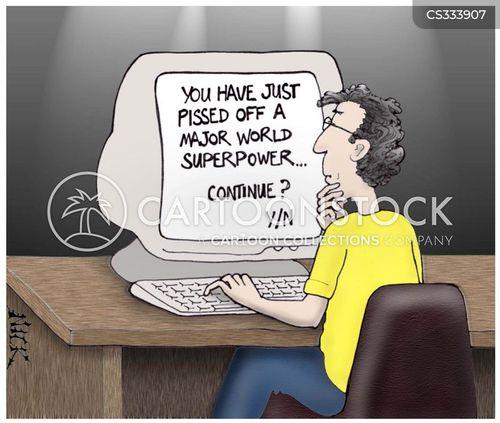 world superpowers cartoon