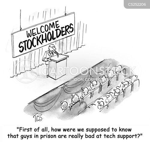 employee compensation cartoon