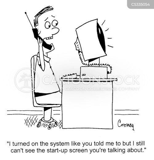 miscomprehension cartoon