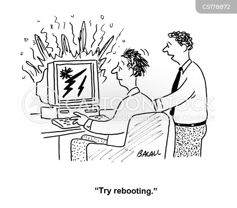 reboot cartoon
