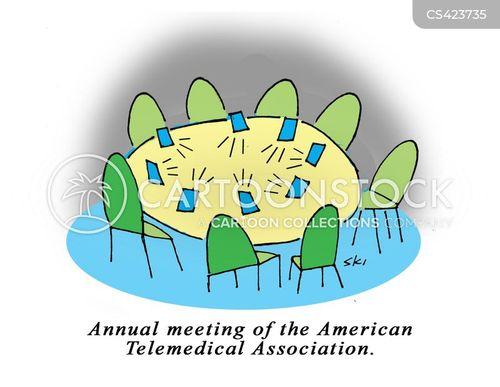 associations cartoon