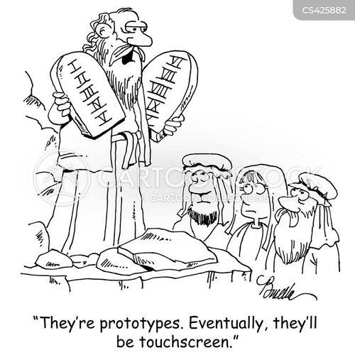 prototype cartoon