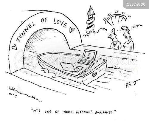 laptop computers cartoon