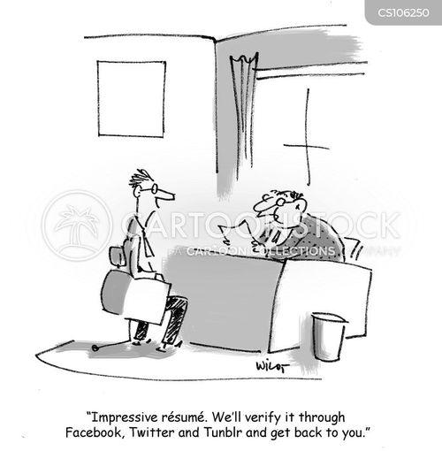 verification cartoon