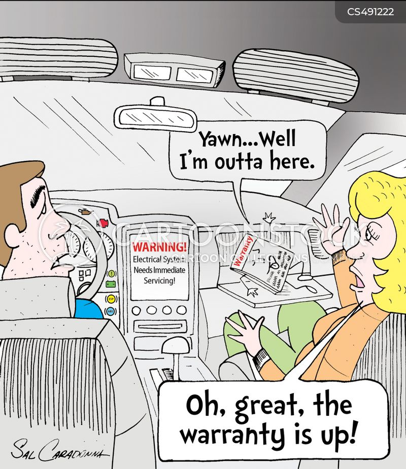 dashboards cartoon