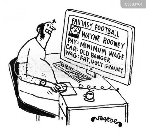 wags cartoon