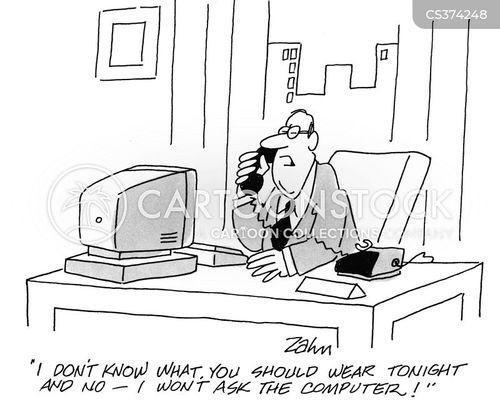 com cartoon