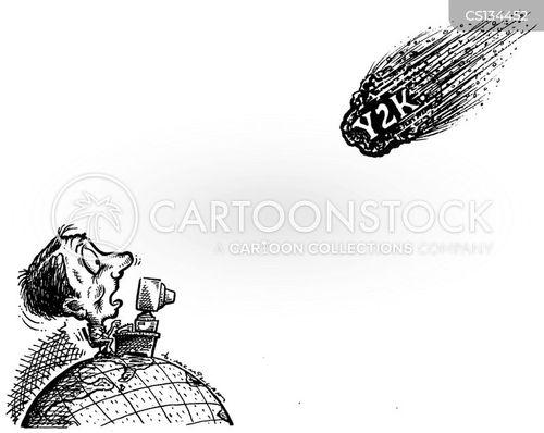 millennium bug cartoon
