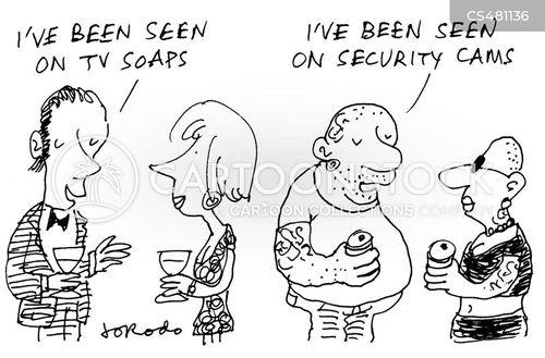 tv soap cartoon