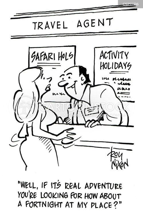 solicitations cartoon