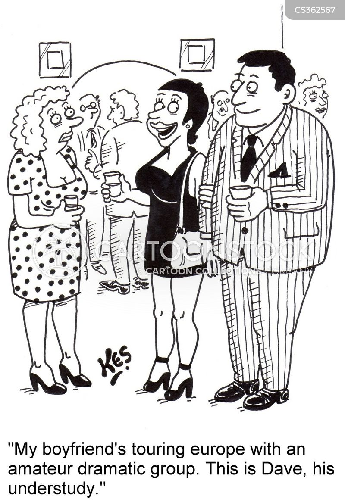 understudy cartoon