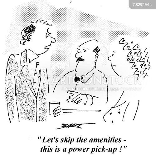 amenity cartoon