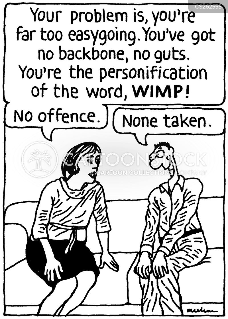 offensiveness cartoon