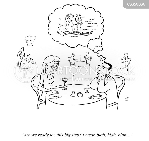 bad first dates cartoon