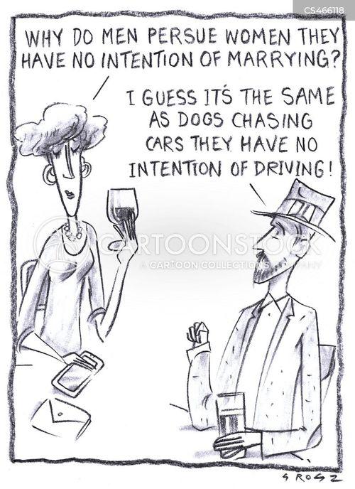 pursuits cartoon