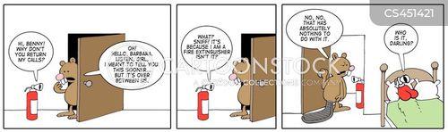 break off cartoon