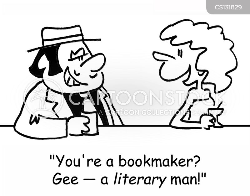 bookmaker cartoon