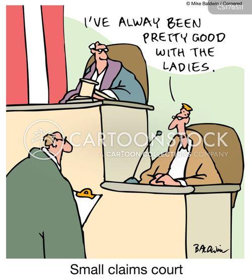 ladies men cartoon