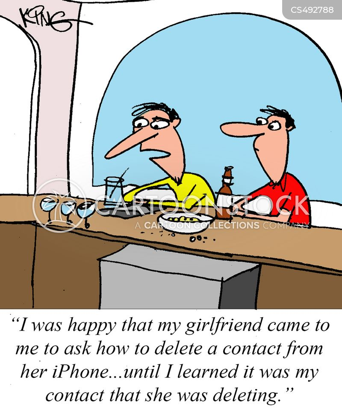 tech skills cartoon