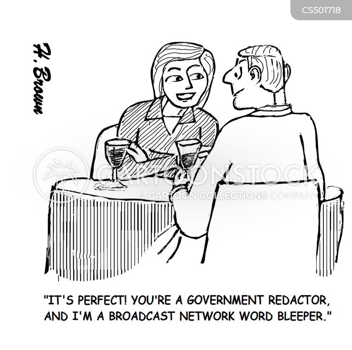 bleeper cartoon