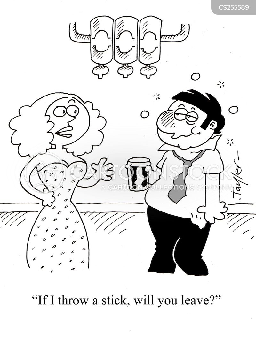 persistant cartoon
