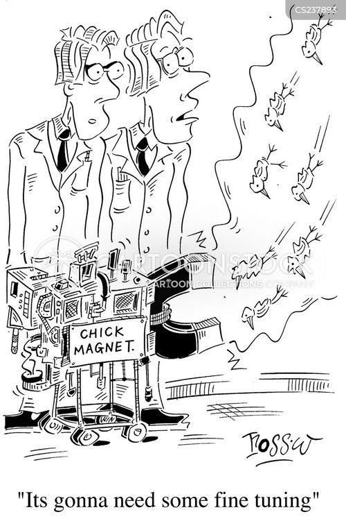babe magnet cartoon