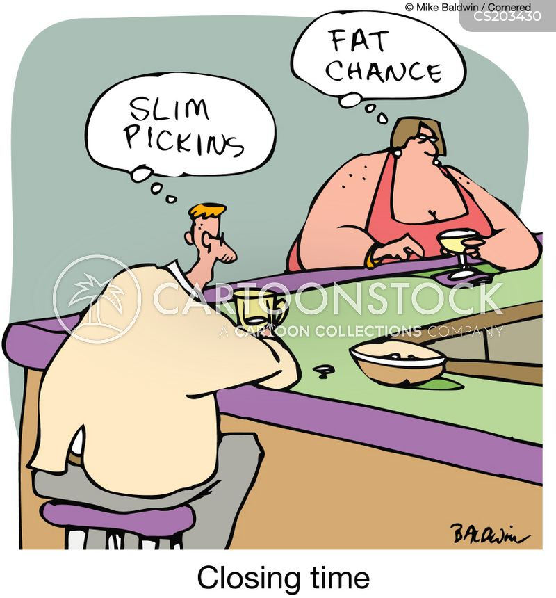 fat chance cartoon