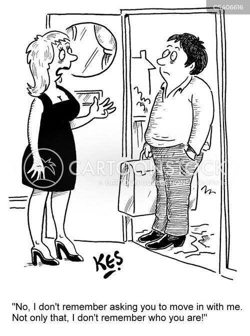 cohab cartoon
