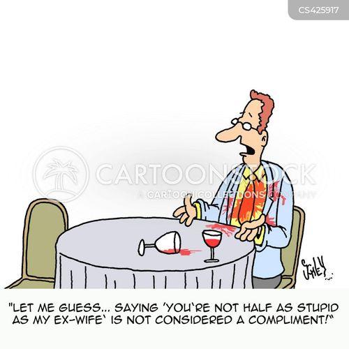 chauvinistic cartoon