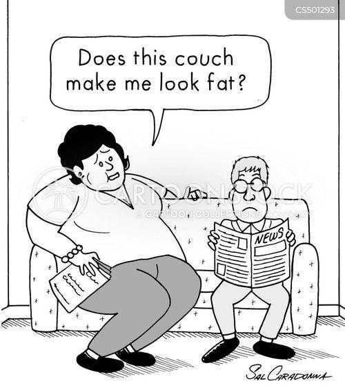 difficult question cartoon