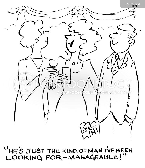 manageable cartoon