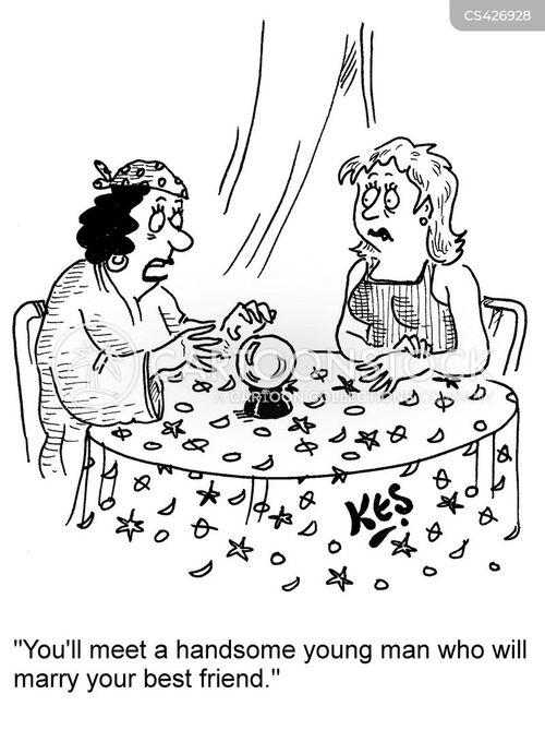 doomed romances cartoon