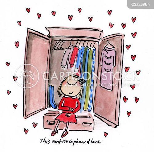 cupboard love cartoon