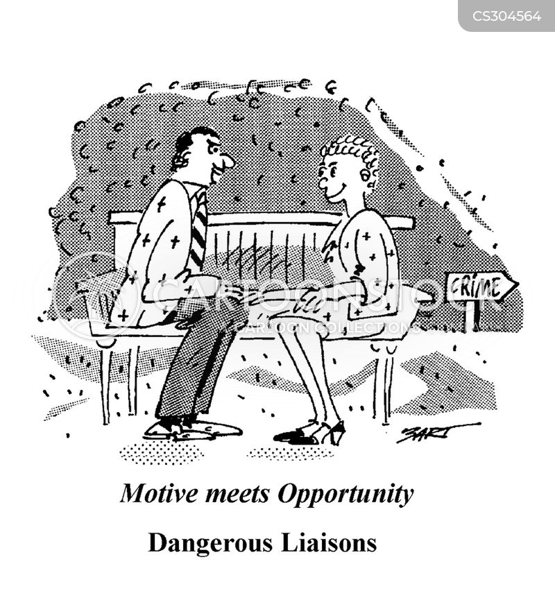dangerous liaisons cartoon