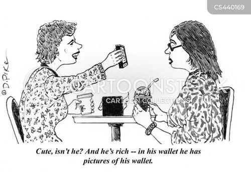 husband material cartoon