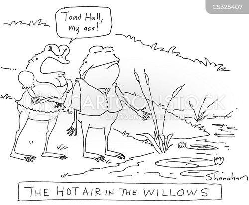 charlatan cartoon