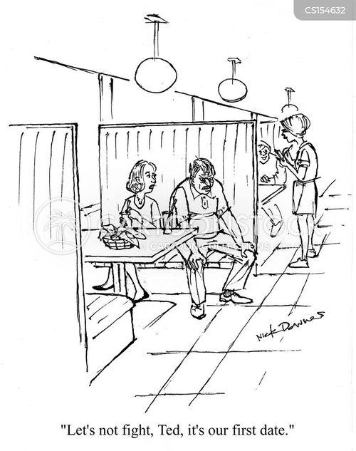 arguers cartoon