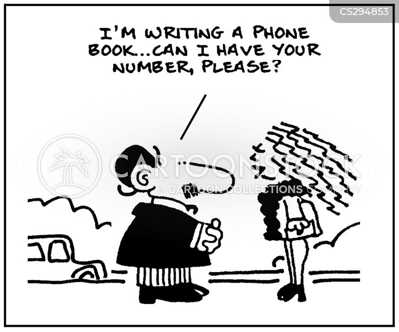 how to get your phone number in the phone book