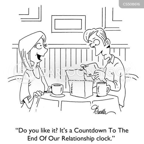 doomed relationship cartoon