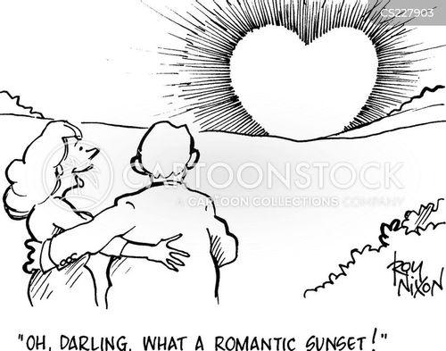 what a romantic
