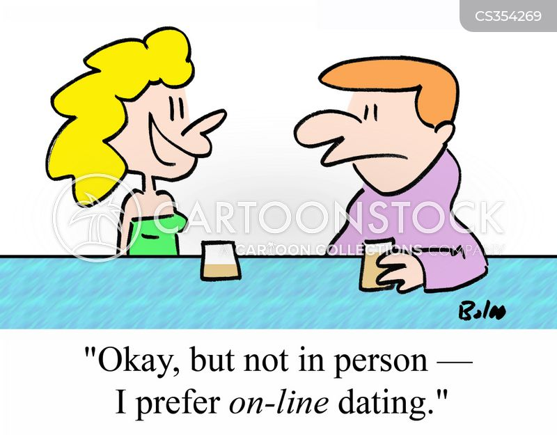 Online dating cartoons in Melbourne