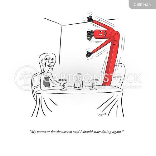 wacky waving inflatable arm flailing tube man cartoon