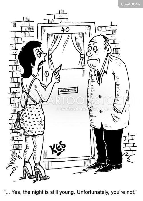 may december cartoon
