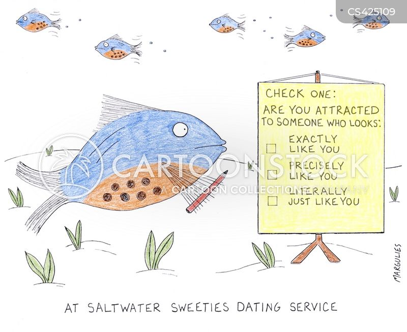 dating advert cartoon